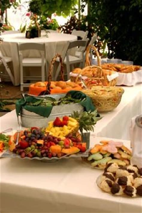 baby shower buffet baby shower food buffet ideas baby shower
