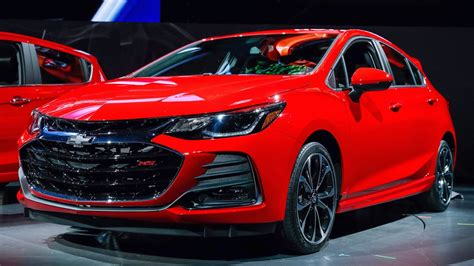 2019 Chevy Cruze by Official 2019 Chevy Cruze Gets Minor Updates Details
