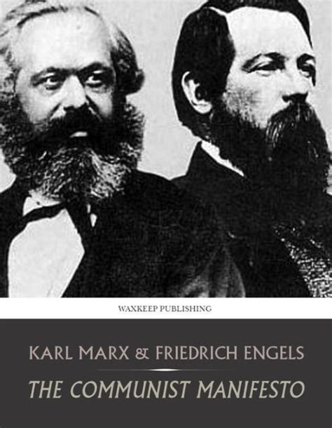 Manifesto Partai Politik Karl Marx the communist manifesto by friedrich engels and karl marx paperback barnes noble 174