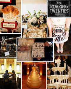Great Gatsby Themed Wedding » Home Design 2017