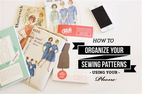 sewing pattern organizer app 62 best craft room organization images on pinterest