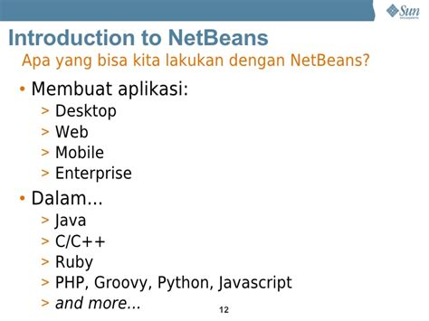 Membuat Sendiri Aplikasi Mobile Gis Platform Java Me Blackberry A introduction to netbeans ide