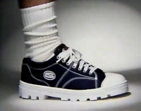 90s Skechers by Skechers Chrome Dome 32 Regrettable 90s Guys Fashion