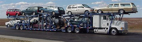 car carrier truck arts auto transport