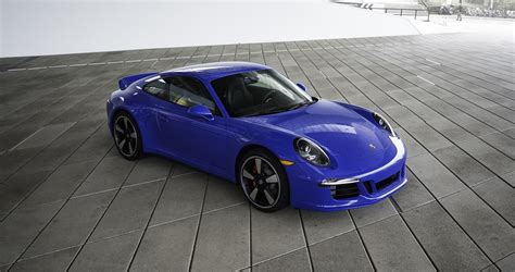 Porsche 911 Limited Edition by Porsche 911 Gts Club Coupe Limited Edition Model Marks 60
