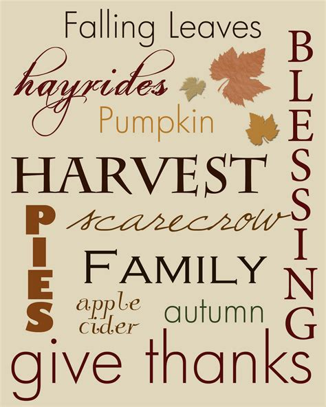 printable thankful quotes thanksgiving subway art printables