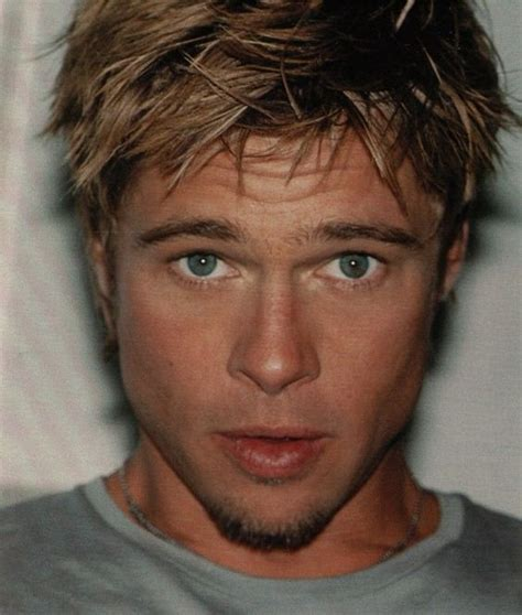 fight club haircut 32 pictures for the young brad pitt famepace