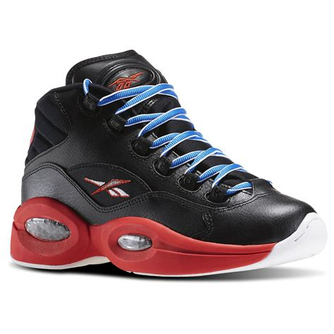 high tech basketball shoes zigtech reebok shoes reebok question mid ss grade