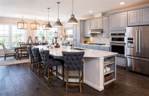 pulte homes interior design fairways ridge potomac shores