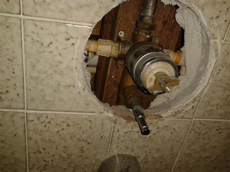 replacing bathtub faucet valves help with delta tub shower valve terry love plumbing