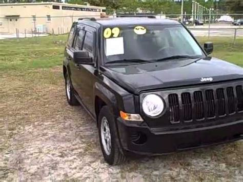 Jeep Patriot Issues 2009 Jeep Patriot Problems Manuals And Repair