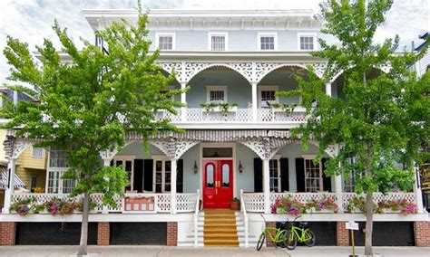 Virginia Hotel And Cottages Cape May by Hotel By The In New Jersey S Cape May Groupon