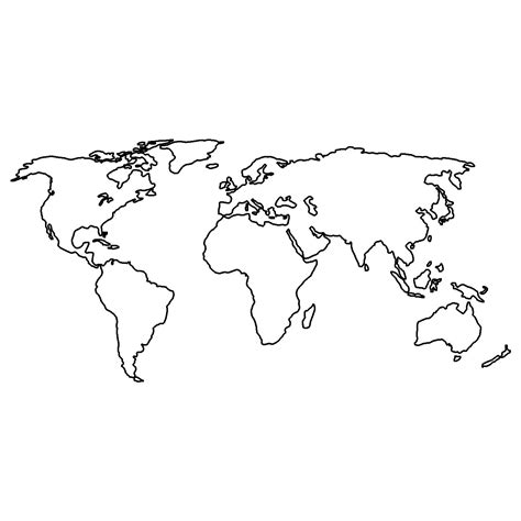 map of the world tattoo world map outline pathwayto me