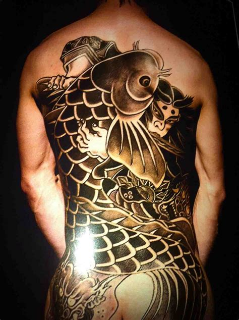tribal fish tattoos meaning best 18 koi fish with meaning livinghours