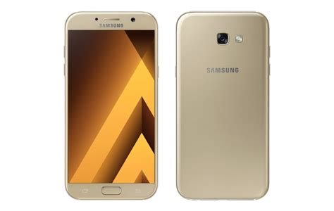 Samsung A7 Update samsung galaxy a7 2017 getting android 7 0 nougat update in india