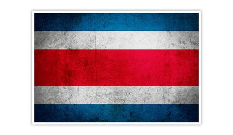 wm 2014 sticker costa rica flagge wraparts