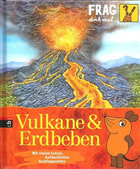 Vulkane Und Erdbeben Kinder Books