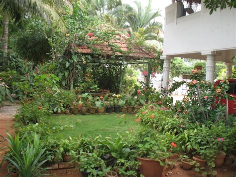 Indian Garden Design Ethnic Indian Home Kaveri Chinnappa S Coorg Inspired Home