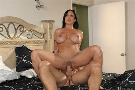 Horny Milf Jewels Jade Having Anal Sex With Handsome Young