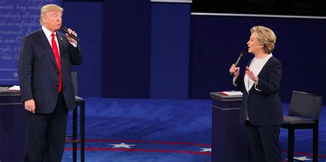 theme song dirty dancing trump and clinton perform dirty dancing theme song at debate