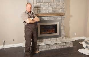 adding gas fireplace to existing home mike on fireplaces