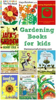 planting gardens in books there s a book about that on books for