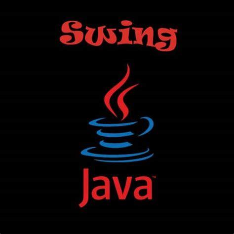 gui swing java swing gui جافا الواجهات الرسومية موسوعة التنمية البشرية