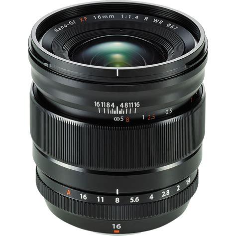 Fujinon Xf 16mm F 1 4 R Wr fujifilm fujinon xf 16mm f 1 4 r wr lens fujifilm x mount