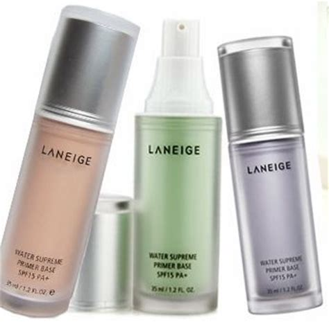 Laneige Primer laneige water supreme primer base spf15 pa reviews photo