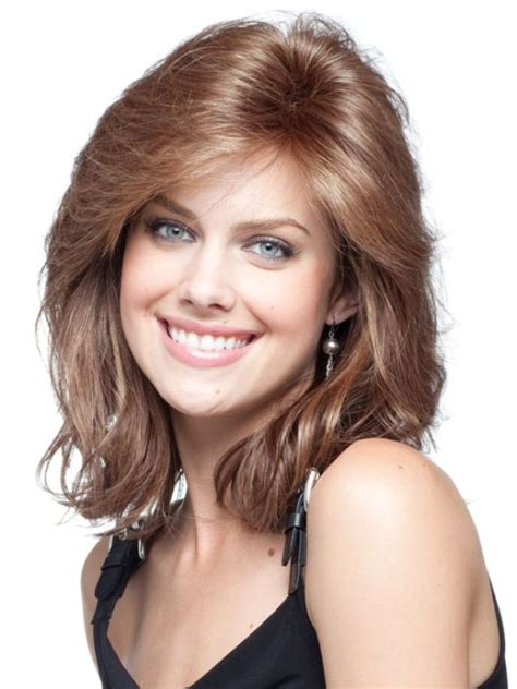 hairstyle for thick hair and oval faces 15 tremendous medium hairstyles for oval faces hair