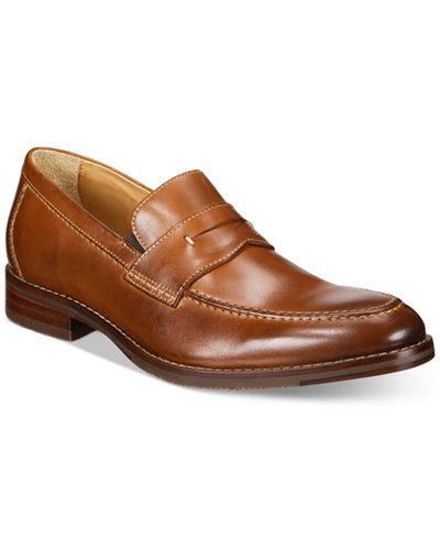 johnston and murphy loafers johnston murphy s garner loafers all s