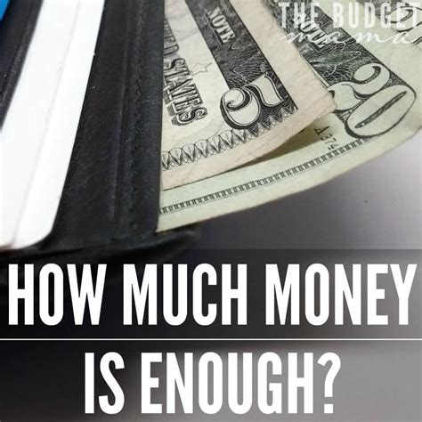 How Much Money Do I Have On My Gift Card - how much money is enough jessi fearon