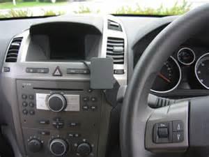 Vauxhall Phone Number Brodit Vauxhall Zafira Proclip Car Bracket Mount