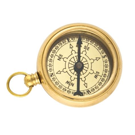 pocket compass steunk gifts tate co