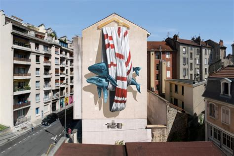Wall Mural Posters nevercrew for grenoble street art fest i support street