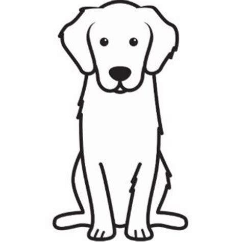 golden retriever drawing simple 35 best images about drawing for on drawings and kawaii