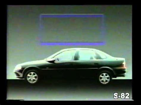 opel brazil propaganda comercial gm chevrolet opel vectra cd gls 1996