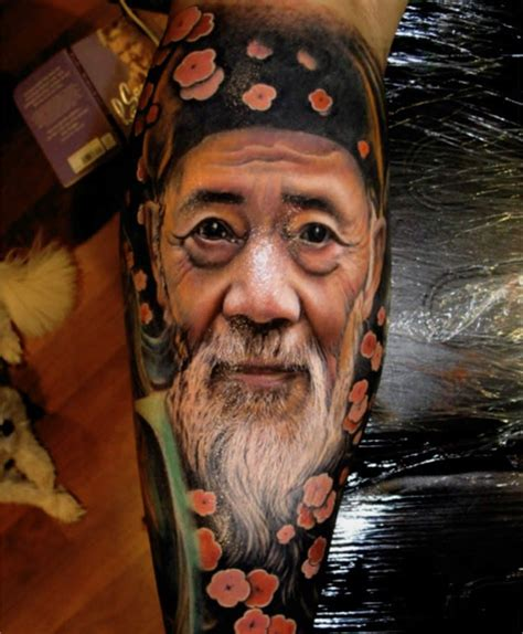 photo realistic tattoo realistic tattoos it isn t mr miyagi pictures of