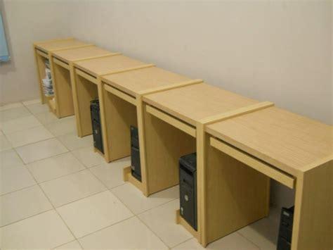 Meja Komputer Untuk Kantor distributor meja kantor panjang terbaik