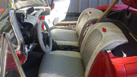 1959 corvette custom upholstery out rides