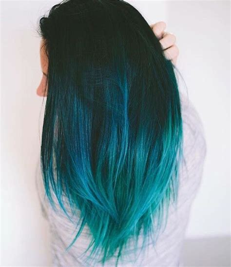turquoise hair color 30 teal hair dye shades and looks with tips for going teal