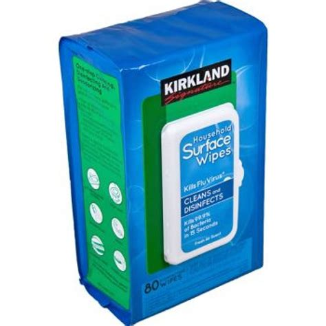 Plastic Kitchen Canisters kirkland signature household surface wipes