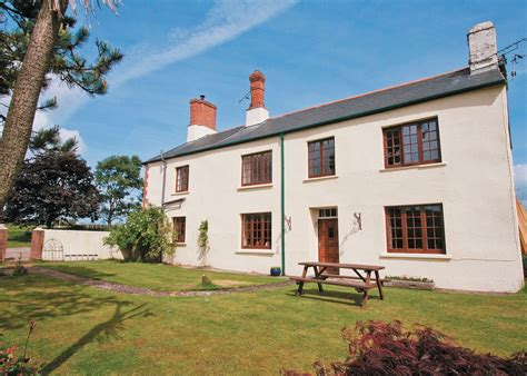 Cottages In South West by Greendown Farmhouse Chittlehton Nr Umberleigh