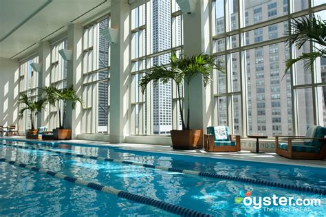 chicago hotel with pool in room best hotel pools in chicago the peninsula chicago oyster