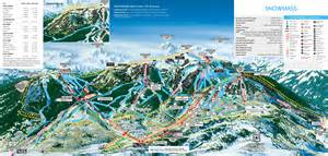 map of snowmass colorado aspen snowmass guide to finding a