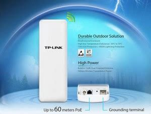 Harga Tp Link Outdoor 5ghz a access point outdoor tp link tl wa7510n spesifikasi harga