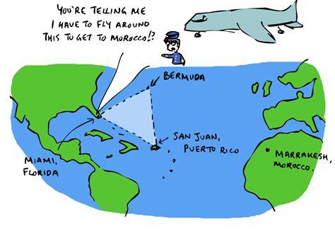 bermuda on world map world map bermuda triangle images