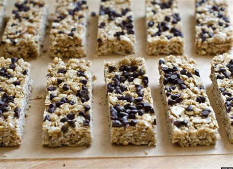 granola bars for hungry huffpost