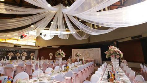 interior   wedding hall stock footage video
