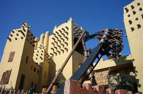 haus danz phantasialand theme park in germany thousand wonders